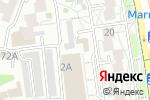Схема проезда до компании Авто-Эксперт в Белгороде