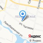 Почтовое отделение №15 на карте Белгорода
