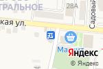 Схема проезда до компании У Ирины в Таврово