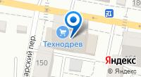 Компания Техно-Древ на карте