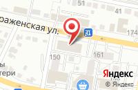 Схема проезда до компании КБ Транспортный в Белгороде