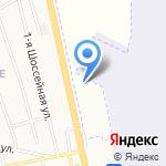 Nissan на карте Белгорода
