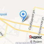 ЛУКОЙЛ-ГАРАНТ на карте Белгорода
