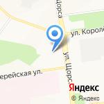 БизнесСтрой на карте Белгорода