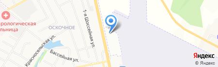 Юридическая служба на карте Белгорода