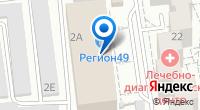 Компания Фабрика праздников на карте