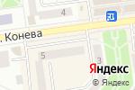 Схема проезда до компании Цирцея в Белгороде