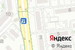 Схема проезда до компании Студия красоты Светланы Сазоновой в Белгороде