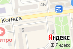 Схема проезда до компании Стоматолог и Я в Белгороде