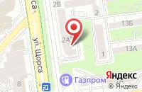 Схема проезда до компании Мегаполис 31 в Белгороде