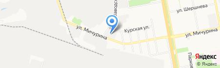 IzovolMarket на карте Белгорода