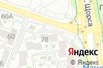 Схема проезда до компании Инфанта в Белгороде