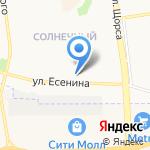 ДенКом на карте Белгорода