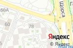 Схема проезда до компании ПАРАДАЙС в Белгороде