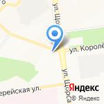 Аптека №82 на карте Белгорода