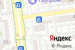 Схема проезда до компании Молодость в Белгороде