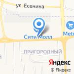 Экодом на карте Белгорода
