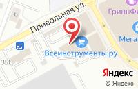 Схема проезда до компании Цветочный салон в Белгороде