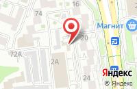 Схема проезда до компании Зеленая фея в Белгороде