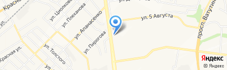 Фреш Фуд на карте Белгорода
