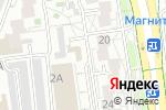 Схема проезда до компании Бухгалтерская компания в Белгороде