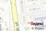 Схема проезда до компании Elegance в Белгороде