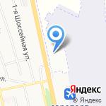 Газпром на карте Белгорода