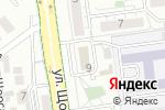 Схема проезда до компании Мешок в Белгороде