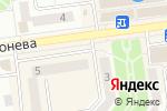 Схема проезда до компании Белорусская косметика в Белгороде