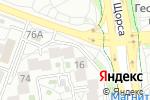 Схема проезда до компании Аптека №82 в Белгороде