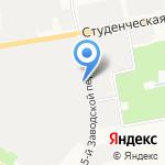 Оптовая фирма на карте Белгорода
