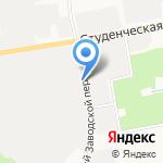 АЗС оборудование на карте Белгорода