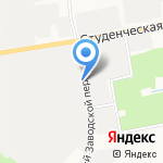 Ledreklama31.ru на карте Белгорода