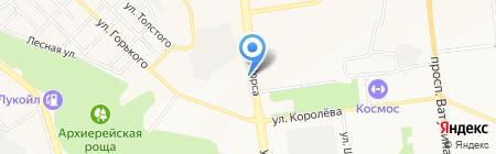 ТВОЙ DОМ на карте Белгорода