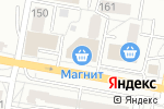 Схема проезда до компании Техно Фактор в Белгороде
