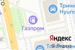 Схема проезда до компании Служба эвакуации в Белгороде