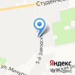 Гидротехнология на карте Белгорода