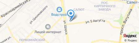 Твой город на карте Белгорода