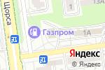 Схема проезда до компании Центр Мира в Белгороде