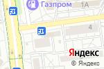 Схема проезда до компании Баск в Белгороде