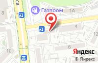 Схема проезда до компании Точка G в Белгороде