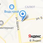 ГАЛЕРЕЯ на карте Белгорода