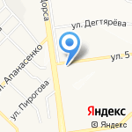 Арт-Букет на карте Белгорода