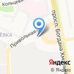 БытХозТорг на карте Белгорода