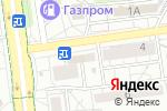 Схема проезда до компании ГАЛЕРЕЯ в Белгороде