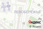 Схема проезда до компании Северный полюс в Белгороде