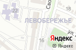 Схема проезда до компании НАТА-ФАРМА в Белгороде