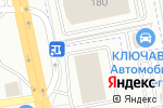 Схема проезда до компании Шатура в Белгороде