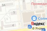 Схема проезда до компании Nuga Best в Белгороде