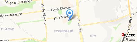 Natalja Karelina на карте Белгорода